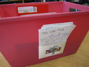 guided reading - space planning
