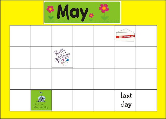 kindergarten schedule clipart - photo #49