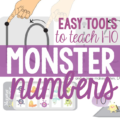 monster numbers {tools to learn 0-10}