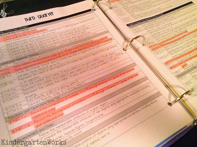 Binder Basics {How to Make a Teacher Planning Binder}
