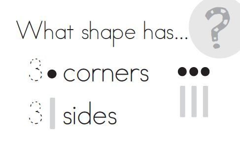 Describing 2D Shapes Mini Booklet {Printable}