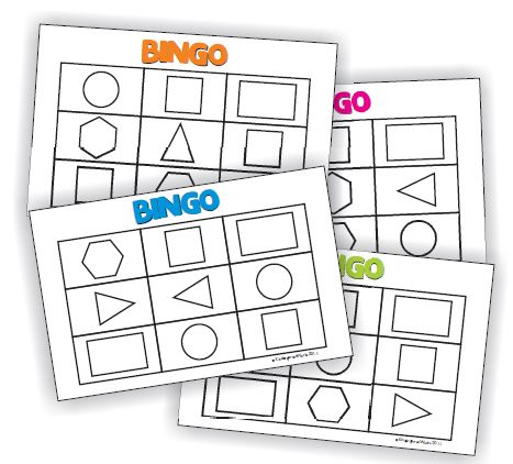 2 activities and 5 videos to help teach 2D shapes - KindergartenWorks