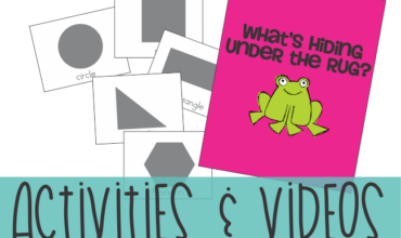 Activities and Videos to Teach 2D Shapes