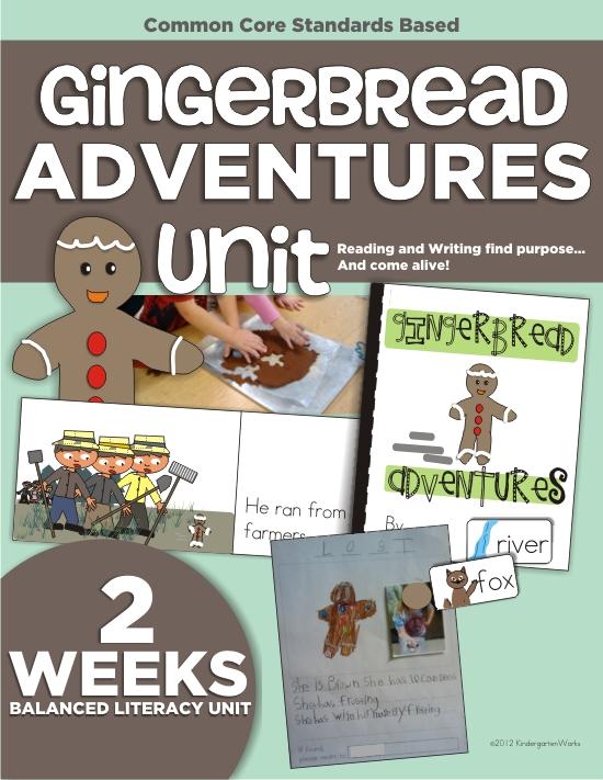 The Best Kindergarten Christmas Tradition EVER - how to capture lost gingerbread men cookies