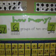 modifying calendar time in Kindergarten