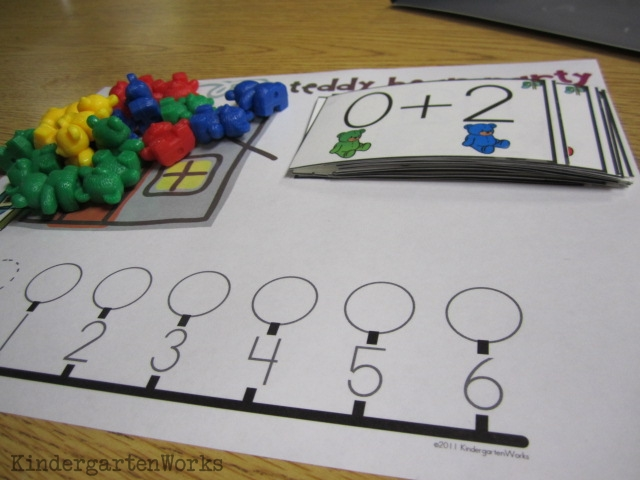 Teaching Addition With A Number Line As A Strategy
