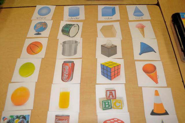10 Activities for Describing 3D Shapes in Kindergarten ...