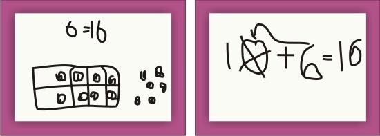 why does 10+6=16? - KindergartenWorks