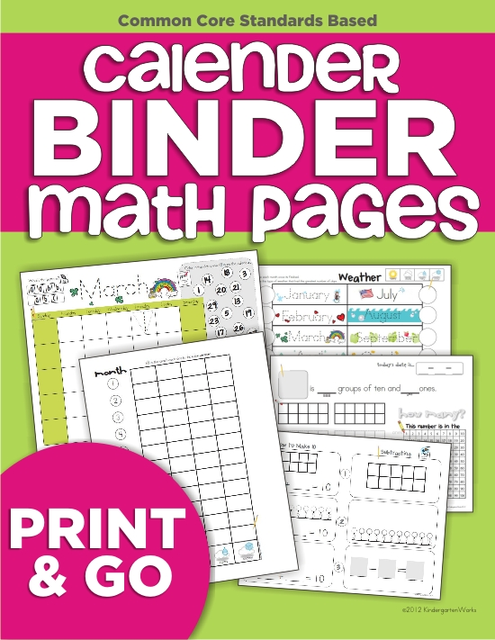 Calendar Math Kindergarten : Calendar math first grade common core images about