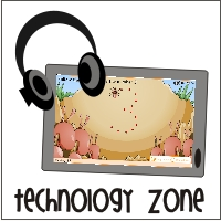 the technology zone {free download} - KindergartenWorks