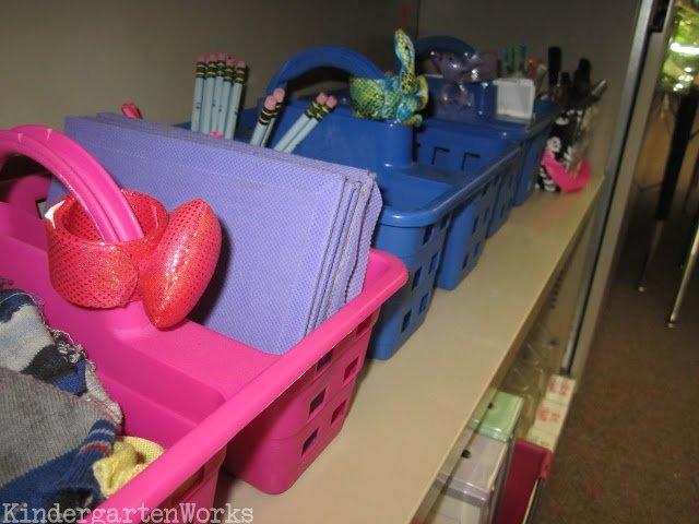 kindergarten small group reading materials - KindergartenWorks