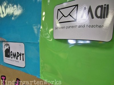 responsibility in the classroom - KindergartenWorks