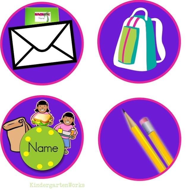 How to Use Icons to Develop Classroom Routines - free printable morning routine icons
