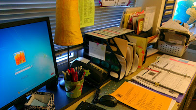 KindergartenWorks: organizing teacher materials for the week and quarter