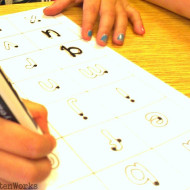 Breaking Handwriting Down – How to Teach Handwriting in Kindergarten