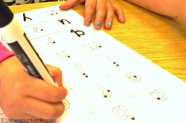 The Best Handwriting Free Font for Kindergarten