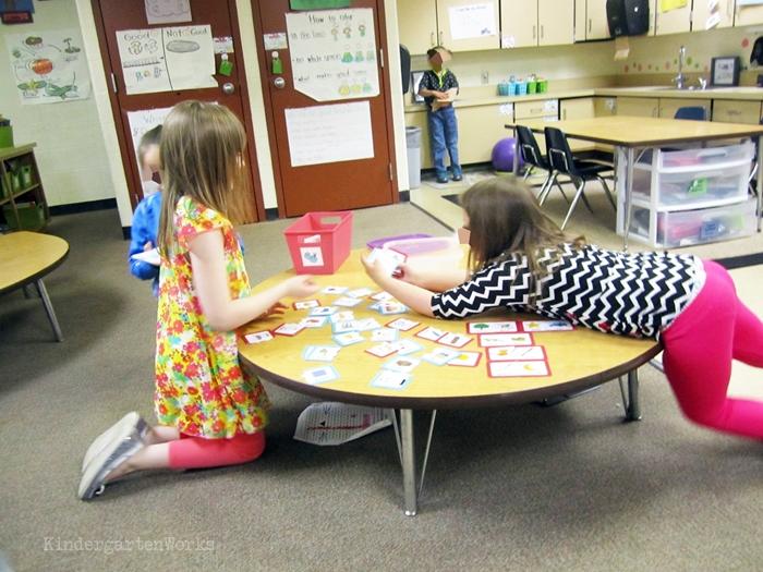 Teach how to rhyme in kindergarten to rhyme in kindergarten