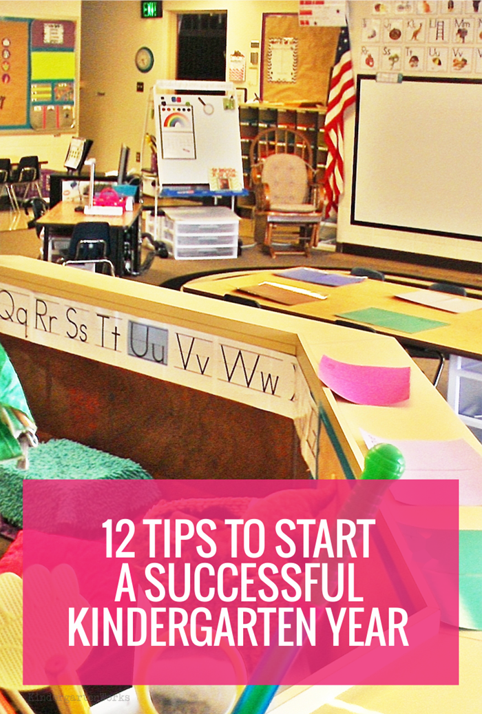 How to Start Kindergarten Successfully in 12 Tips