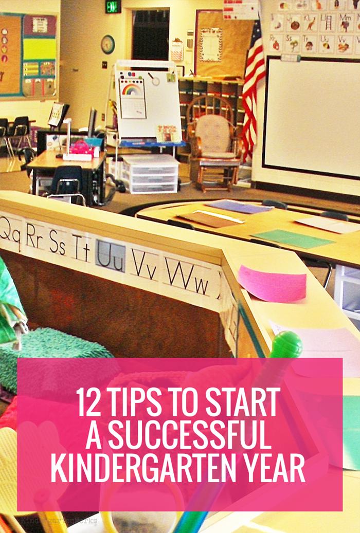 How to Start Kindergarten Successfully in 12 Tips