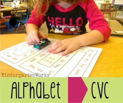 developing phonemic awareness - KindergartenWorks