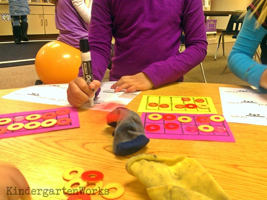 Composing and decomposing numbers in kindergarten - why teaching this actually matters
