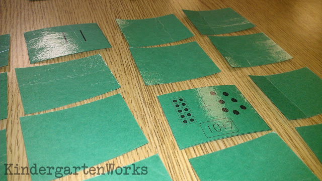 How to Teach Decomposing and Composing Numbers - Easy games to play in math centers or stations - or small groups!