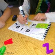 Kindergarten Word Work Ideas that are Hands-On