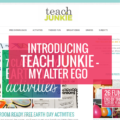 TeachJunkie.com - a website by teachers for teachers and all free