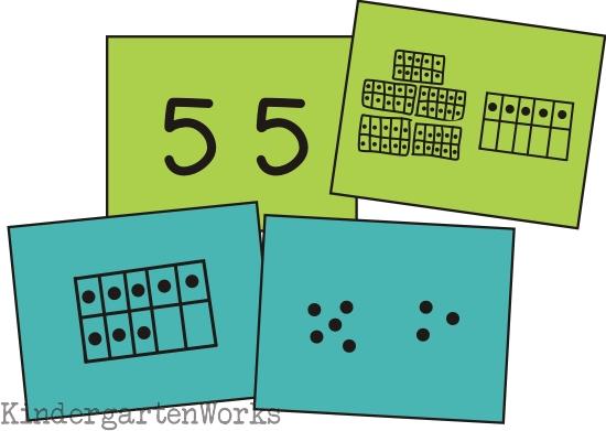 Decomposing Numbers - KindergartenWorks