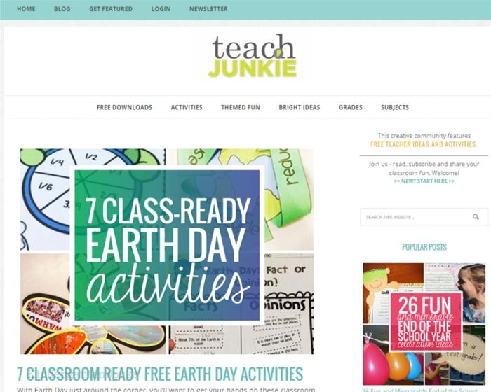Introducing TeachJunkie.com