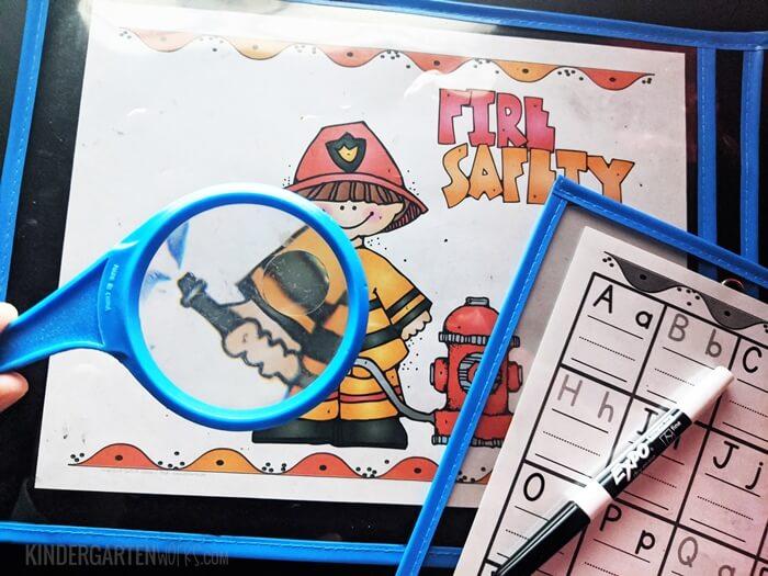 I Spy Letters Free alphabet activity