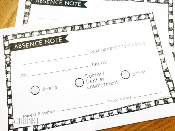 Free-Printable-Absence-Notes