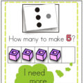 making 5 fluency ideas and games
