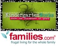 KindergartenWorks Featured on Families.com