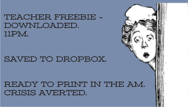 KindergartenWorks: Dropbox from a teacher's perspective