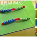 how to make a math material bead rack {tutorial} - KindergartenWorks