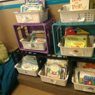 How to Make a Library Literacy Center in Kindergarten