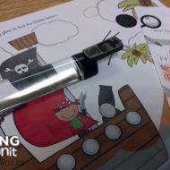 Kindergarten Pirate Unit – Reading, Writing and Math