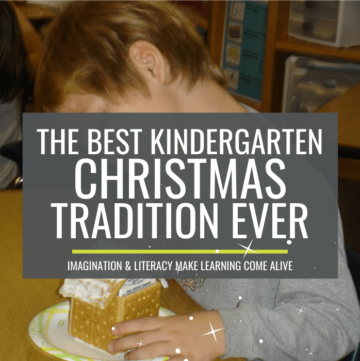 The Absolute Best Kindergarten Christmas Tradition EVER