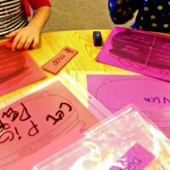4 Easy to Use 'Spin and Change' Word Work Phonics Games