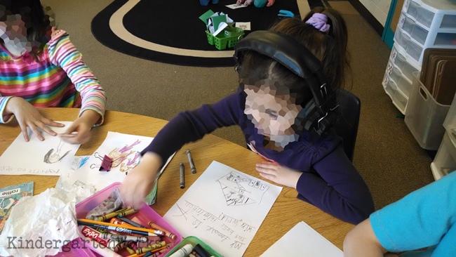 Writers Workshop Tip: Headphones Help Them Concentrate