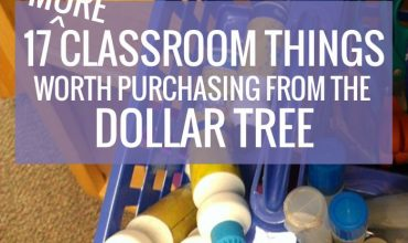 Dollar tree teacher purchases worth buying