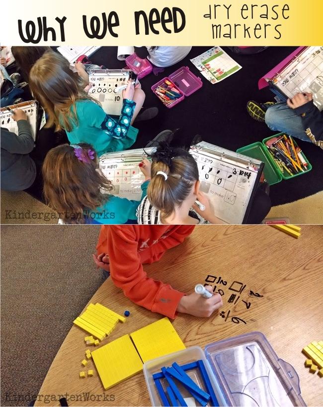 Kindergarten School Supply List :: KindergartenWorks