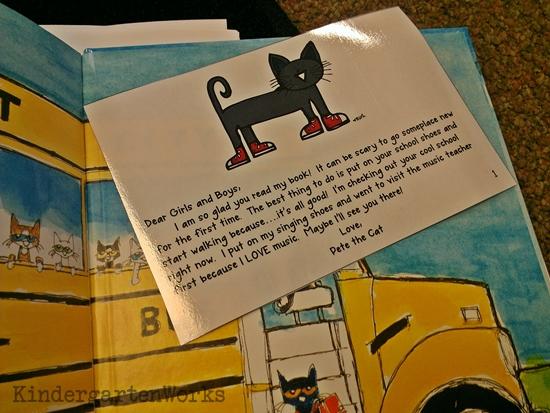 KindergartenWorks:: Back to School Checklist for a Teacher