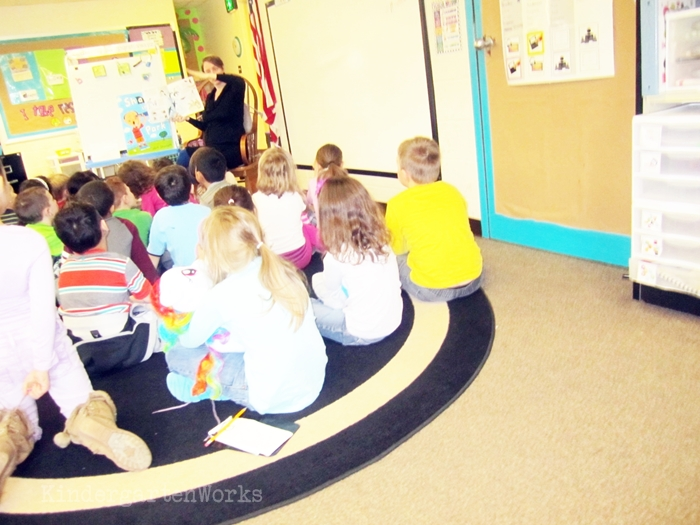 The Truth About Kindergarten Classroom Management - teach with them as close as possible