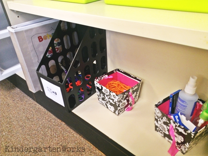 How to Organize and Use Classroom Reward Coupons in Kindergarten - organize in a binder