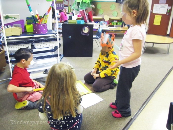 How to Organize and Use Classroom Reward Coupons in Kindergarten - wear a crown