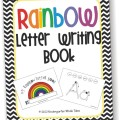 introducing Kindergarten Whale Tales and Rainbow Letter Writing {giveaway item}