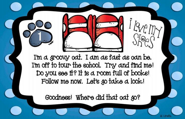 73 Cool Pete the Cat Freebies and Teaching Resources :: KindergartenWorks - Class Tour