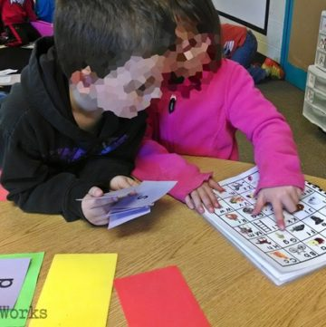 Flash Card Flash With Letter Names - KindergartenWorks